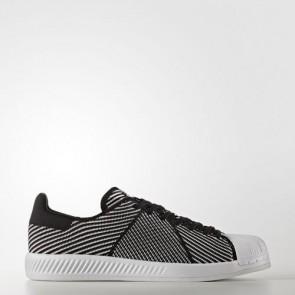 Zapatillas Adidas para hombre super star bounce core negro/footwear blanco S82243-093