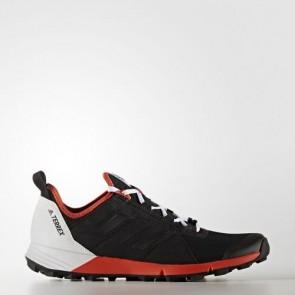 Zapatillas Adidas para hombre terrex agravic speed core negro/energy BB1956-094