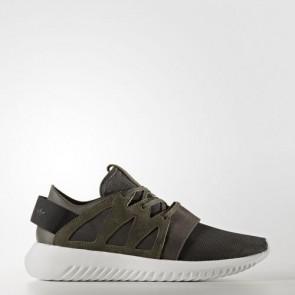 Zapatillas Adidas para mujer tubular viral utility gris/footwear blanco BB2067-136