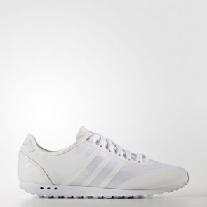 Zapatillas Adidas para mujer cloudfoam groove tm footwear blanco/vapour gris metallic B74688-138