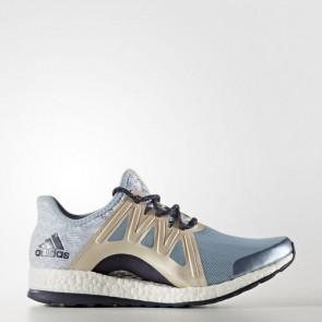 Zapatillas Adidas para mujer pure boost xpose tactile azul/easy azul/linen BB1740-139