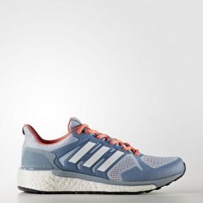 Zapatillas Adidas para mujer super nova easy azul/footwear blanco/easy coral BB3104-141
