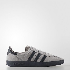 Zapatillas Adidas para hombre mallison spzl light onix/night navy/footwear blanco BA7721-101