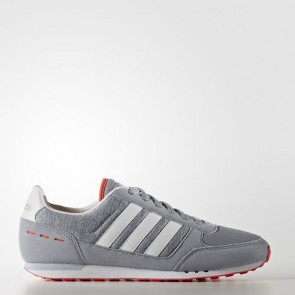 Zapatillas Adidas para mujer city racer gris/footwear blanco/matte silver B74511-142