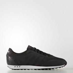 Zapatillas Adidas para mujer cloudfoam groove tm core negro/footwear blanco B74687-144