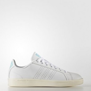 Zapatillas Adidas para mujer cloudfoam advantage footwear blanco/clear aqua AW3975-145