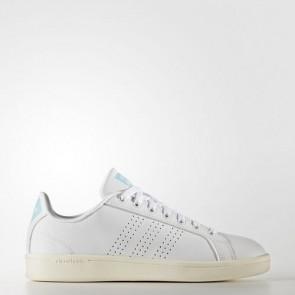 Zapatillas Adidas para mujer cloudfoam advantage footwear blanco/clear aqua AW3975-145
