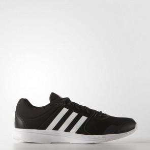 Zapatillas Adidas para mujer essential fun 2.0 core negro/footwear blanco/shock rosa AF5873-149