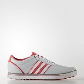 Zapatillas Adidas para mujer cross v clear gris/footwear blanco/core rosa Q44688-150