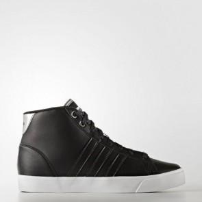 Zapatillas Adidas para mujer cloudfoam daily qt core negro/silver metallic AW4012-153
