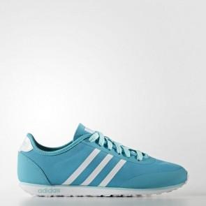Zapatillas Adidas para mujer cloudfoam groove tm energy azul/footwear blanco/clear aqua B74691-156