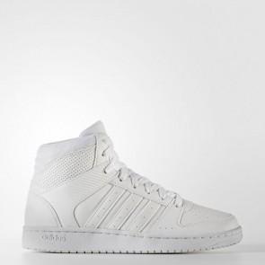 Zapatillas Adidas para mujer vs hoopster mid footwear blanco B74434-158