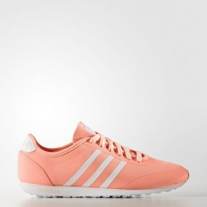 Zapatillas Adidas para mujer cloudfoam groove tm sun glow/footwear blanco/haze coral B74692-161