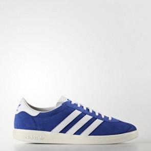 Zapatillas Adidas para hombre jogger spzl azul/footwear blanco/azulbird BA7726-103