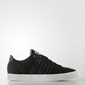 Zapatillas Adidas para mujer cloudfoam daily qt core negro/silver metallic AW4009-162