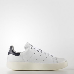 Zapatillas Adidas para mujer stan smith core negro/collegiate navy BA7770-166