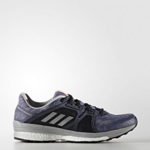 Zapatillas Adidas para mujer super nova sequence 9 super violeta/silver metallic/mid gris BB1617-167