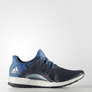 Zapatillas Adidas para mujer pure boost xpose midnight gris/core azul/easy azul BB6018-169