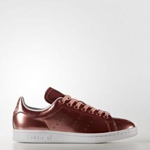 Zapatillas Adidas para mujer stan smith copper metallic/footwear blanco CG3678-171