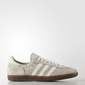 Zapatillas Adidas para hombre wensley spzl clear granite/off blanco/collegiate navy BA7727-104