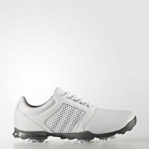 Zapatillas Adidas para mujer pure tour footwear blanco/light onix/iron metallic Q44871-176