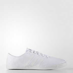 Zapatillas Adidas para mujer cloudfoam qt vulc footwear blanco/matte silver B74579-180