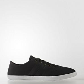 Zapatillas Adidas para mujer cloudfoam qt vulc core negro/gris oscuro B74580-181