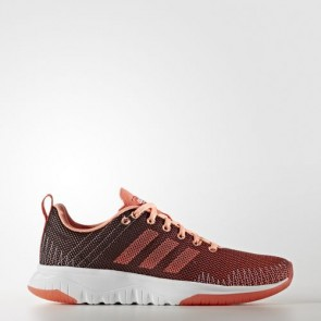 Zapatillas Adidas para mujer cloudfoam super flex sun glow/easy coral/footwear blanco AW4208-182