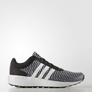 Zapatillas Adidas para mujer cloudfoam race core negro/footwear blanco AW3838-183
