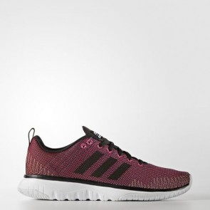 Zapatillas Adidas para mujer cloudfoam super flex shock rosa/core negro/footwear blanco AW4207-185