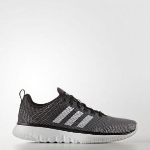 Zapatillas Adidas para mujer cloudfoam super flex gris oscuro/core negro/footwear blanco AW4205-186