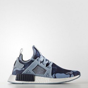 Zapatillas Adidas para mujer nmd_xr1 midnight gris/noble ink/gris BA7754-192