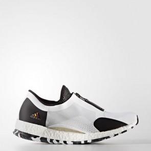 Zapatillas Adidas para mujer pure boost x zip footwear blanco/core negro/gris oscuro BB1578-194