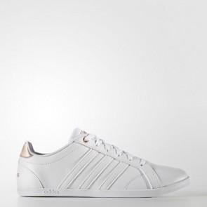 Zapatillas Adidas para mujer coneo qt footwear blanco/copper metallic AW4016-198