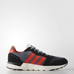 Zapatillas Adidas para hombre cloudfoam city racer core negro/energy/onix AW4068-107