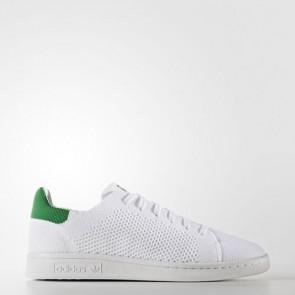 Zapatillas Adidas para mujer stan smith footwear blanco/verde S75351-210