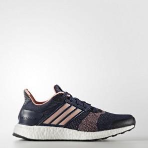 Zapatillas Adidas para mujer ultra boost st midnight gris/still breeze/collegiate navy BA7832-215