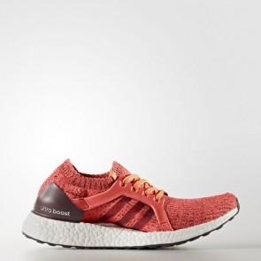 Zapatillas Adidas para mujer ultra boost x easy coral/maroon/glow naranja BB1694-219