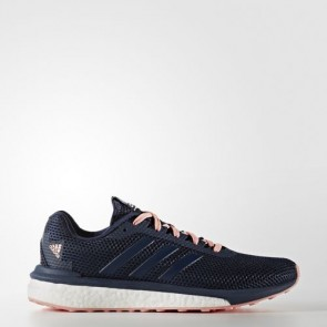 Zapatillas Adidas para mujer vengeful collegiate navy/still breeze BB1637-221