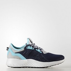 Zapatillas Adidas para mujer alphabounce lux collegiate navy/clear aqua/clear onix B39272-222