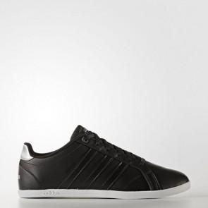 Zapatillas Adidas para mujer coneo qt core negro/silver metallic AW4015-224