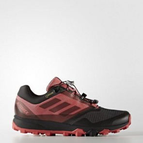 Zapatillas Adidas para mujer terrex trail tactile rosa/core negro/trace gris BB0727-225