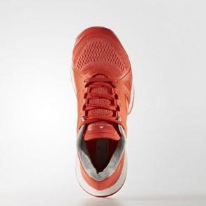 Zapatillas Adidas para mujer by stella mccartney barrica blaze naranja/footwear blanco/solar rojo AQ6296-227