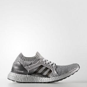 Zapatillas Adidas para mujer ultra boost x mid gris/gris oscuro/silver metallic BA8005-228