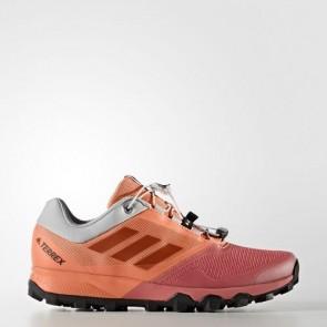 Zapatillas Adidas para mujer terrex trail easy naranja/core negro/tactile rosa BB3361-233