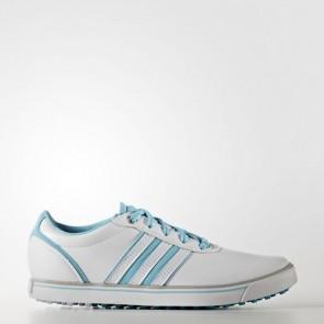 Zapatillas Adidas para mujer cross v footwear blanco/azul glow/energy azul Q44687-237