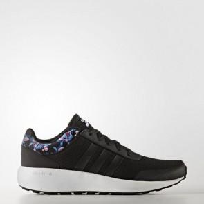 Zapatillas Adidas para mujer cloudfoam race core negro/footwear blanco AW3845-239