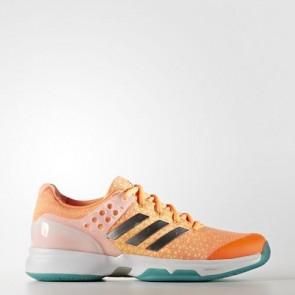 Zapatillas Adidas para mujer zero ubersonic 2.0 glow naranja/silver metallic/samba azul BB4810-251