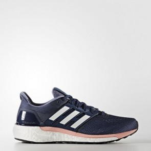 Zapatillas Adidas para mujer super nova midnight gris/footwear blanco/still breeze BB6038-254