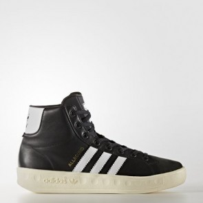 Zapatillas Adidas para mujer allround original core negro/footwear blanco/gold metallic BB5183-256